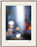 Cool Lights II Limited Edition Framed Print by Eva Mueller