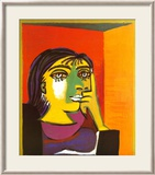 Dora Maar Art by Pablo Picasso