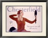 Chesterfield Framed Giclee Print