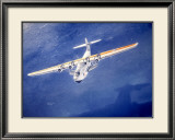 Last Clipper from Wake Framed Giclee Print by Gerald Asher