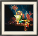 Teapotbowls and Bells Prints by David Reidel
