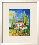 Sunny Day I Prints by Martina Reimann