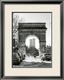 Washington Arch Affiche par Igor Maloratsky