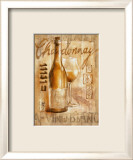 Chardonnay Posters by Sonia Svenson