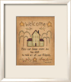 Welcome Arte por Kim Lewis