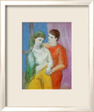 The Lovers Prints by Pablo Picasso