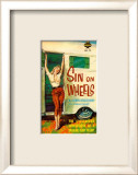 Sin On Wheels Posters by Paul Rader