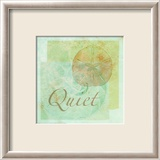 Sealife: Quiet Poster von Jessica Vonammon