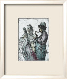 Jazz-Band Prints by Andreas Nossmann