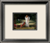 Angel of Peace Print by Joyce Birkenstock