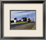 Route 6, Eastham Print by Edward Hopper