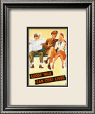 Loose Talk Can Cost Lives Prints by Holmgren 