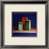 Tin Boxes I Kunstdrucke von Van Riswick 