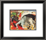 The Bullfight Posters by Pablo Picasso