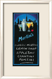 Martinis Posters by Will Rafuse