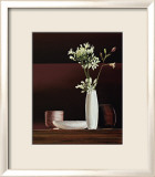 Ikebana II Prints by Yuki Ross