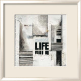 Choose Life Posters by Marie Louise Oudkerk