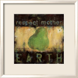 Respect Mother Earth Poster by Wani Pasion