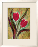 Tulip Lmina gicle enmarcada por Marcella Rose