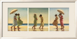 Summer Days Poster von Jack Vettriano