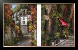 St. Moritz Petites Prints by Roger Duvall
