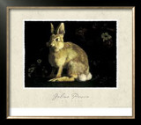 Hare Prints by Galina Perova