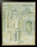 Arch and Spandrel I Posters by W.M. Randal Painter