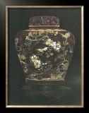 Oriental Ginger Jar II Posters