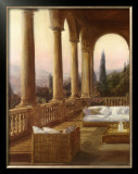 Arched Tuscan Remembrances Print by Piet Bekaert