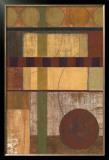 Earth Structure II Prints by John Kime