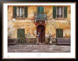 Villa Toscana Art by Roger Duvall
