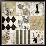 Baroque I Posters by Sylvie Bellaunay