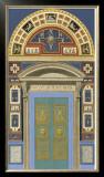 Venetian Door I Poster