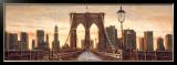 Manhattan Evening Prints by Matthew Daniels