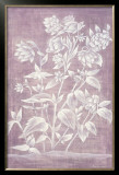 Floral Tapestry III Posters by Jinny Lee