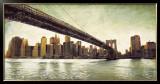 Brooklyn Bridge View Prints by Matthew Daniels