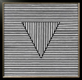 Triangle, c.1980 Prints by Sol Lewitt