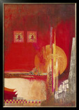 Chinese Landscape Posters by Margreet Holtkamp