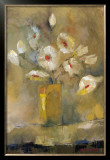 Flowers in Spring Poster by Zipi Kammar