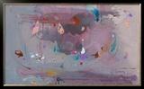 Grey Fireworks, 2000 Posters by Helen Frankenthaler