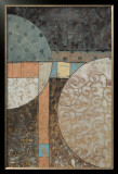 Geo Round Squared II Prints by John Kime