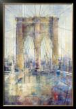 Manhattan Crossing I Prints by Michael Longo