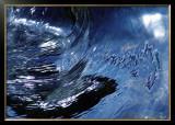 Liquids VII Print by Ortwin Klipp