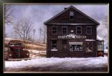 General Store Prints by David Knowlton