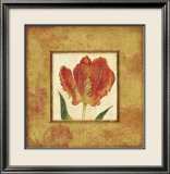Les Tulipes II Prints by Eleanor Rahim