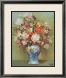 The Blue Vase Prints by Marcel Dyf