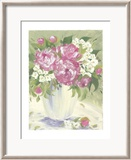 Peony I Posters by Patricia Roberts