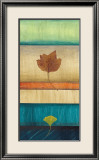 Springing Leaves II Posters par Laurie Fields