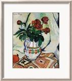Rosenstrauß Kunstdrucke von Suzanne Valadon