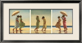 Summer Days Affiches van Jack Vettriano
